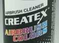 CREATEX Aérographe Colors 5618 Airbrush Cleaner 60ml