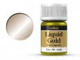 Vallejo Liquid Gold 70791 Gold (Alcohol Based) (35ml)