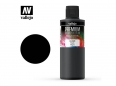 Vallejo PREMIUM Color 63020 Black (200ml)