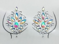 Bosom Crystal sticker Gem Jewelry CS1016