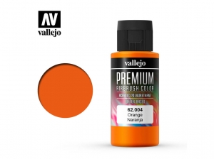 Vallejo PREMIUM Color 62004 Orange (60ml)