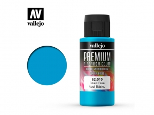 Vallejo PREMIUM Color 62010 Basic Blue (60ml)