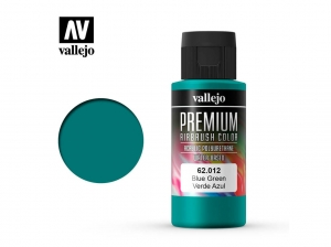 Vallejo PREMIUM Color 62012 Blue Green (60ml)