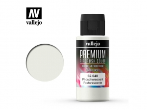 Vallejo PREMIUM Color 62040 Fluorescent Phosphorescent (60ml)