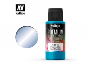 Vallejo PREMIUM Color 62046 Metallic Blue (60ml)