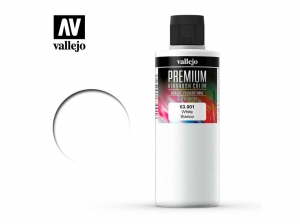Vallejo PREMIUM Color 63001 White (200ml)